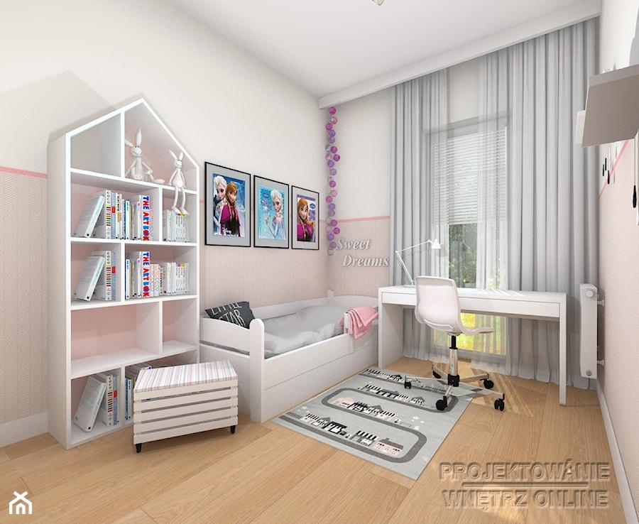 Aranżacje wnętrz - Pokój dziecka: Projekt pokoju dziecka - Projektowanie Wnetrz Online. Przeglądaj, dodawaj i zapisuj najlepsze zdjęcia, pomysły i inspiracje designerskie. W bazie mamy już prawie milion fotografii!