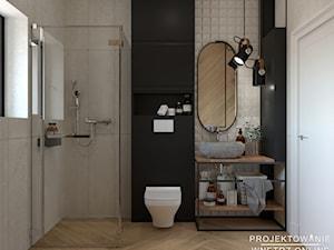 Aranżacja małej łazienki z prysznicem