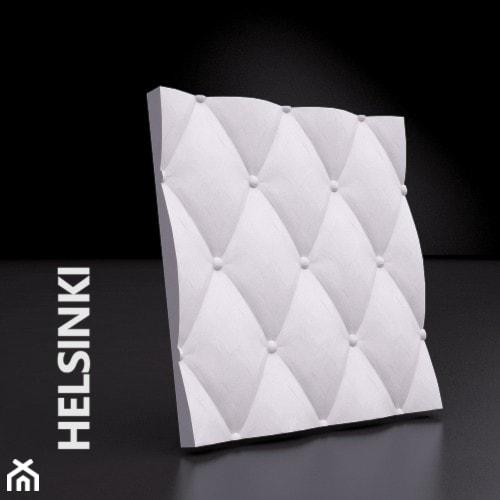 Panele ścienne 3d Helsinki Panele Dekoracyjne Gabinet Salon