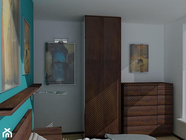 Projekt koncepcyjny mieszkania 3