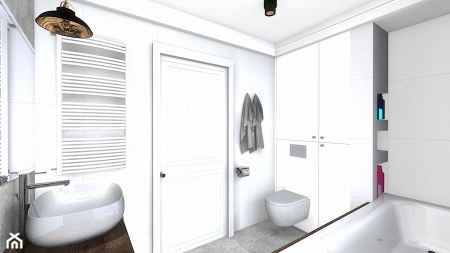 łazienka - Łazienka, styl nowoczesny - zdjęcie od SPATIUM Hanna Blicharska