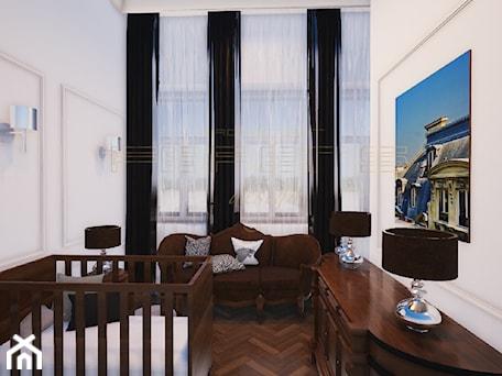 Apartament w Lubelskiej Kamienicy - zdjęcie od Ferens design architektura