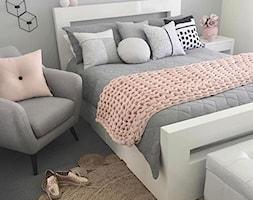 Sypialnia Z Naklejką ścienną Aranżacje Pomysły