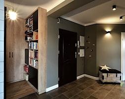 Mieszkanie Rumia 1 - Hol / przedpokój, styl eklektyczny - zdjęcie od Gago Home - Homebook