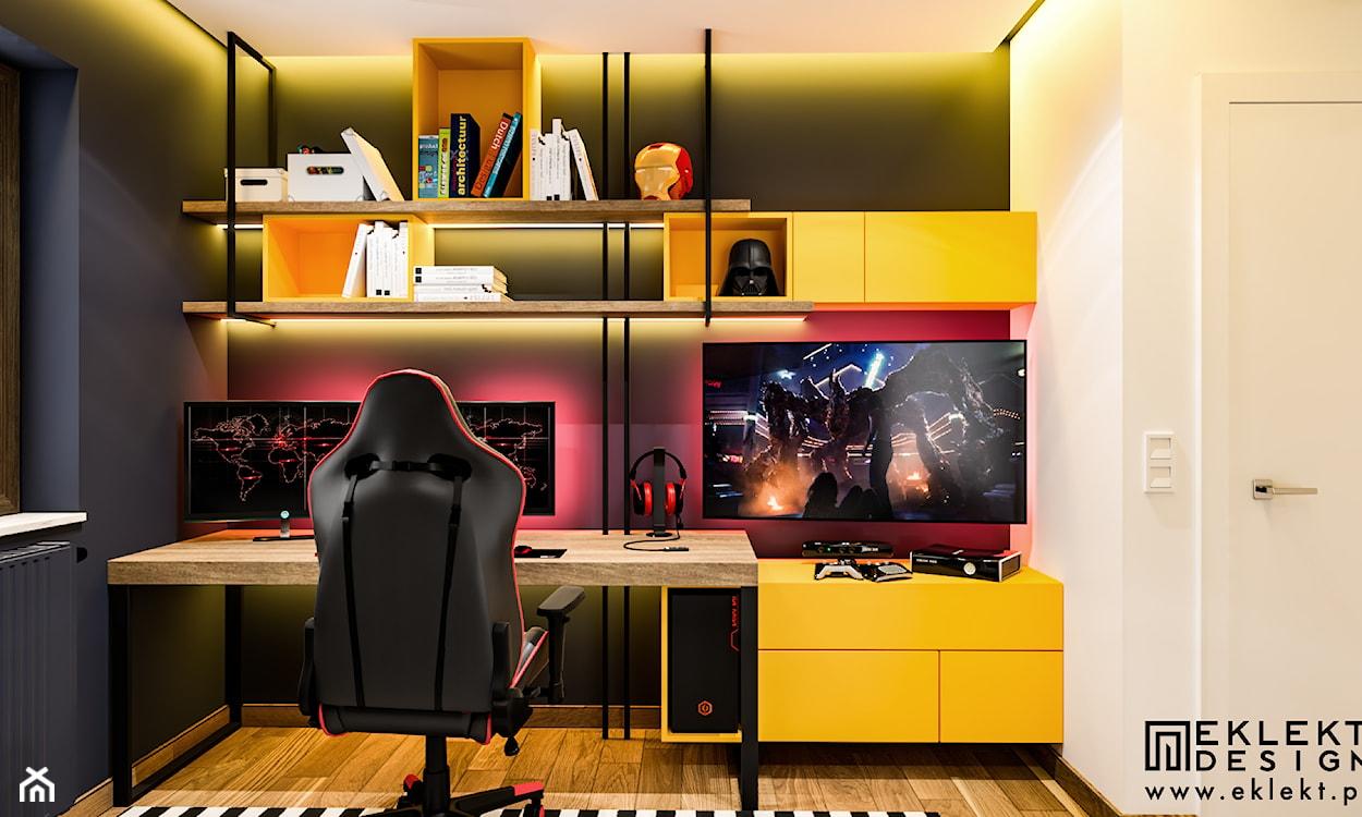 pokój gamingowy jak urządzić