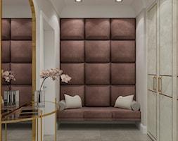 POD KLIENTA - Średnia garderoba oddzielne pomieszczenie, styl art deco - zdjęcie od EKLEKT ATELIER
