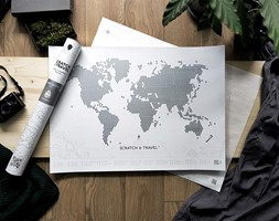 Mapa+Zdrapka+LOFT+WHITE%3A+Minimalizm+i+Elegancja+-+zdj%C4%99cie+od+Playprint+-+Mapa+Zdrapka