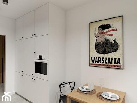 Aranżacje wnętrz - Kuchnia: Kuchnia - BDWstudio. Przeglądaj, dodawaj i zapisuj najlepsze zdjęcia, pomysły i inspiracje designerskie. W bazie mamy już prawie milion fotografii!