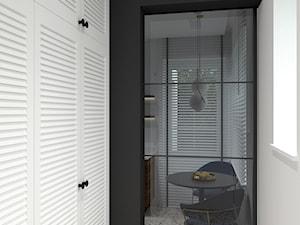 MIESZKANIE W KAMIENICY - Garderoba, styl eklektyczny - zdjęcie od BDWstudio