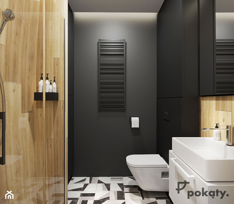 Łazienka - zdjęcie od Pokąty