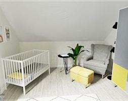 Pok%C3%B3j+dziecka+-+zdj%C4%99cie+od+Beton+i+Drewno+-+Studio+Projektowania+Wn%C4%99trz