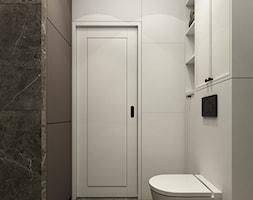 Mieszkanie 70 m², Kraków - Łazienka, styl eklektyczny - zdjęcie od Julia Wilczyńska-Kuciapska ⚫️ punctum architecture - Homebook