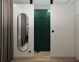 Mieszkanie 70 m², Kraków - Garderoba, styl eklektyczny - zdjęcie od Julia Wilczyńska-Kuciapska ⚫️ punctum architecture - Homebook