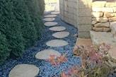 ścieżka ogrodowa