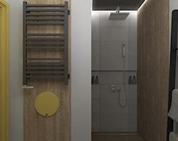 Wnęka prysznicowa - zdjęcie od Projekt Środka - Homebook