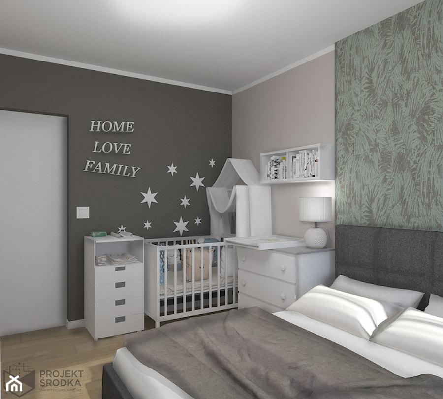 Oryginał Widok na kącik dla niemowlaka - zdjęcie od Projekt Środka - homebook TJ55