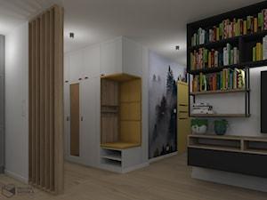 "Wnętrze ""Natura apartamenty"""