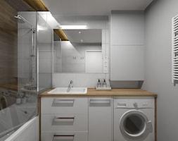 łazienka Z Pralką Aranżacje Pomysły Inspiracje Homebook
