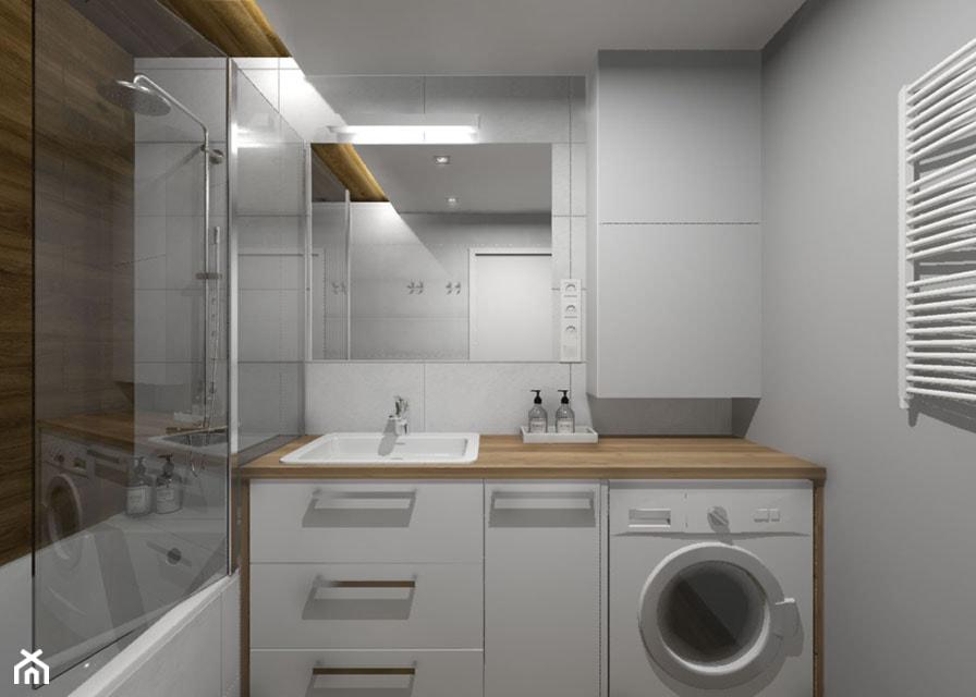 Wizualizacja łazienki Zdjęcie Od Projekt środka Homebook