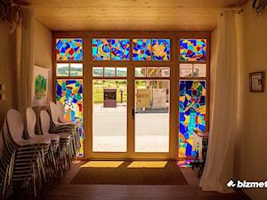 Stolarka drewniana - zdjęcie od bizmet - okna, drzwi, kominki, bramy