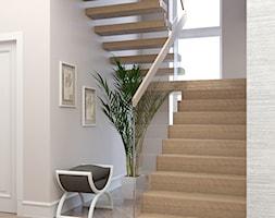 Nowoczesne+schody+w+domu+z+klasycznymi+akcentami+-+zdj%C4%99cie+od+Auroom+Concept