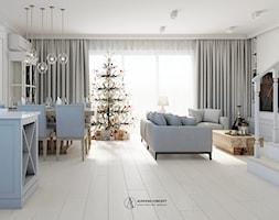 Jasny+klasyczny+salon+-+zdj%C4%99cie+od+Auroom+Concept
