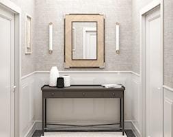 Hall+w+stylu+Modern+Classic+-+zdj%C4%99cie+od+Auroom+Concept