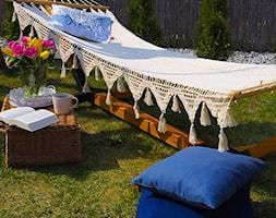 Ogród - Ogród z hamakiem - zdjęcie od angie.house