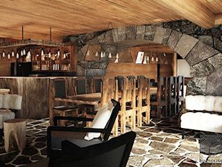 Dom z bali w Szczawnicy