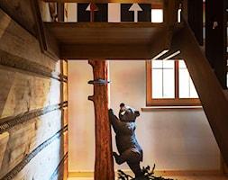 Hotel butikowy-Niedźwiedzia Residence-klatka schodowa - zdjęcie od balhouse - projektowanie wnętrz