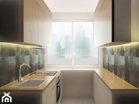 Projekty Wnętrz Mieszkalnych Kuchnie W Bloku W
