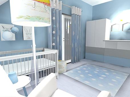 Pokój dla małego chłopczyka - zdjęcie od designanddeco