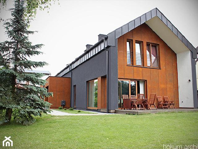 Cały dom (bryła+wnętrze) 190m2