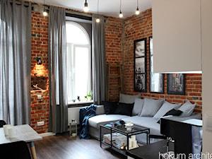 Jak urządzić małe mieszkanie w stylu industrialnym?