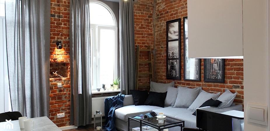 Salon loft – jak urządzić salon w stylu loft? Zobacz inspirujące aranżacje