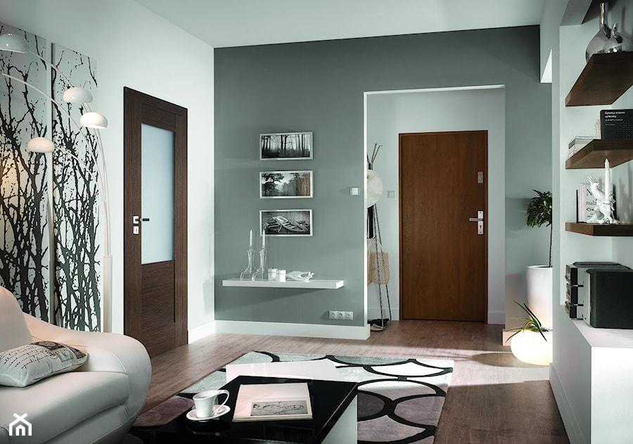 Inspiracje - Salon, styl nowoczesny - zdjęcie od Porta Drzwi