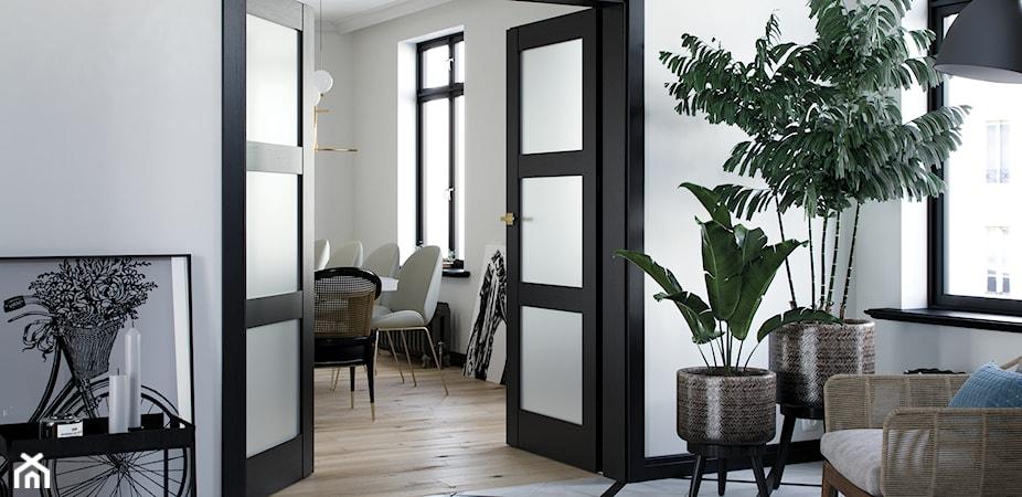 Czerń we wnętrzach – jak wprowadzić ten kolor do mieszkania?