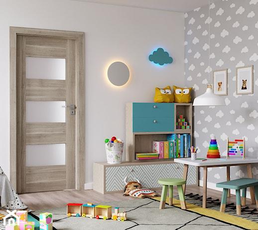 Drzwi do pokoju dziecka – 6 rzeczy, na które warto zwrócić uwagę przed zakupem