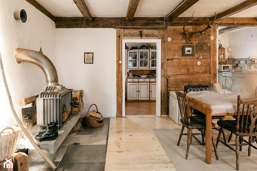 Konkurs O!Twórz Mieszkanie - Jadalnia, styl rustykalny - zdjęcie od Porta Drzwi