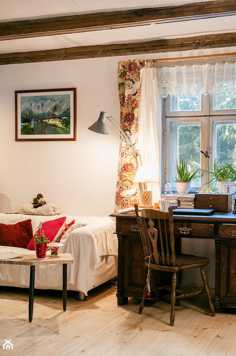 Konkurs O!Twórz Mieszkanie - Biuro, styl rustykalny - zdjęcie od Porta Drzwi