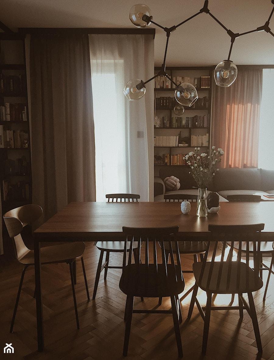 Konkurs O!Twórz Mieszkanie - Jadalnia, styl eklektyczny - zdjęcie od Porta Drzwi