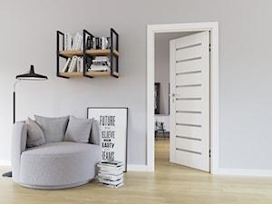 Drzwi do małych pomieszczeń – jak poradzić sobie z niewielką przestrzenią?