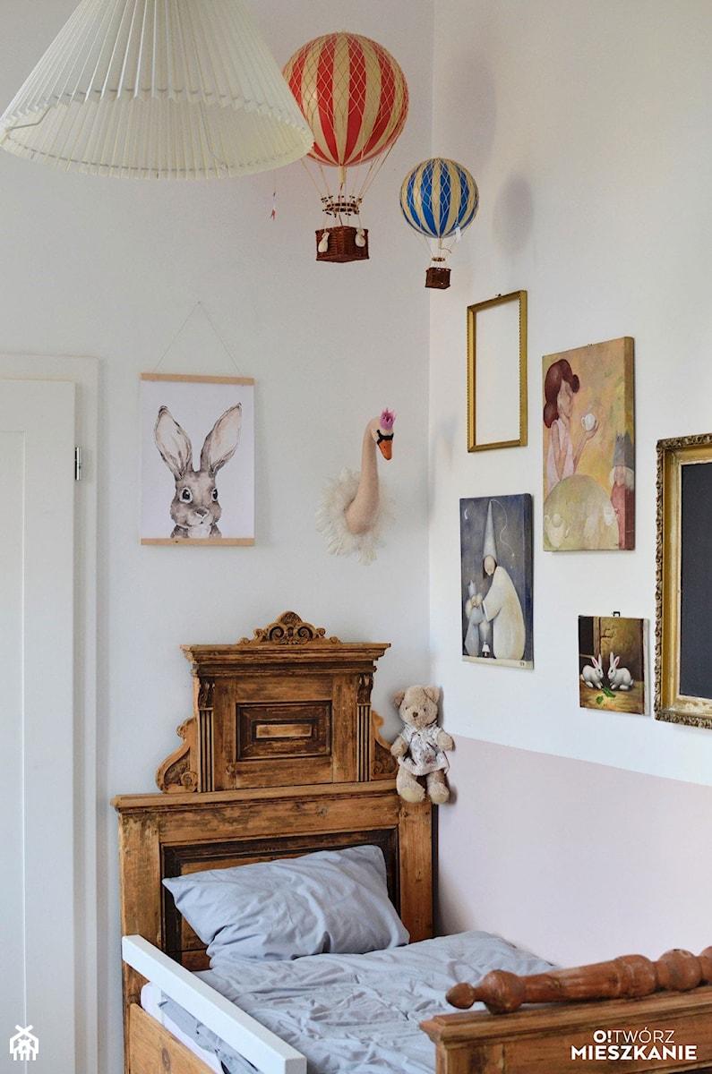 Konkurs O!Twórz Mieszkanie - Pokój dziecka, styl vintage - zdjęcie od Porta Drzwi
