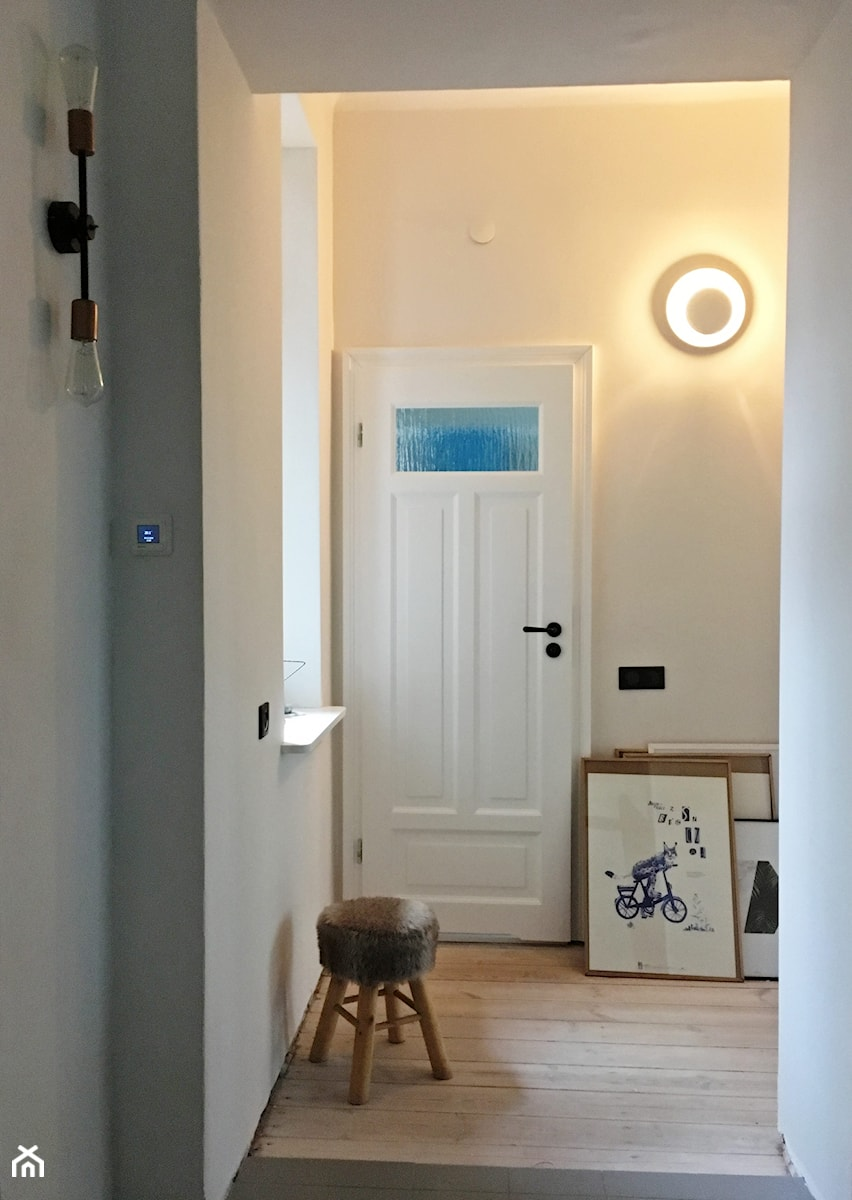 Konkurs O!Twórz Mieszkanie - Hol / przedpokój, styl eklektyczny - zdjęcie od Porta Drzwi