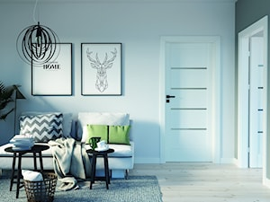 Białe drzwi, czyli ponadczasowa elegancja. Jak dobrać model do stylu wnętrza?