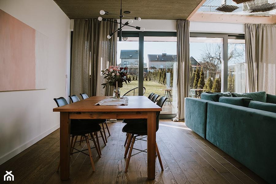 Konkurs O!Twórz Mieszkanie - Jadalnia - zdjęcie od Porta Drzwi