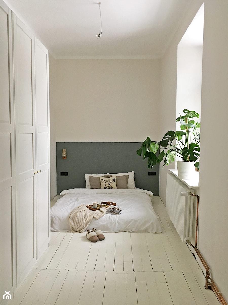 Konkurs O!Twórz Mieszkanie - Sypialnia, styl minimalistyczny - zdjęcie od Porta Drzwi