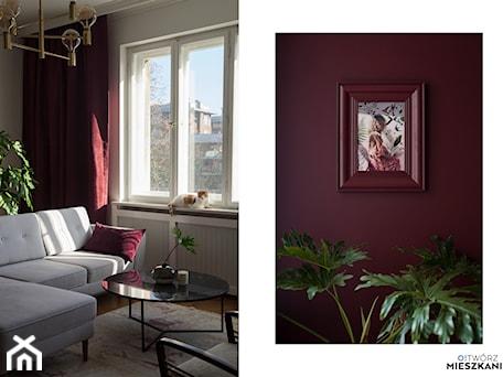 Aranżacje wnętrz - Salon: Konkurs O!Twórz Mieszkanie - Salon, styl eklektyczny - Porta Drzwi. Przeglądaj, dodawaj i zapisuj najlepsze zdjęcia, pomysły i inspiracje designerskie. W bazie mamy już prawie milion fotografii!