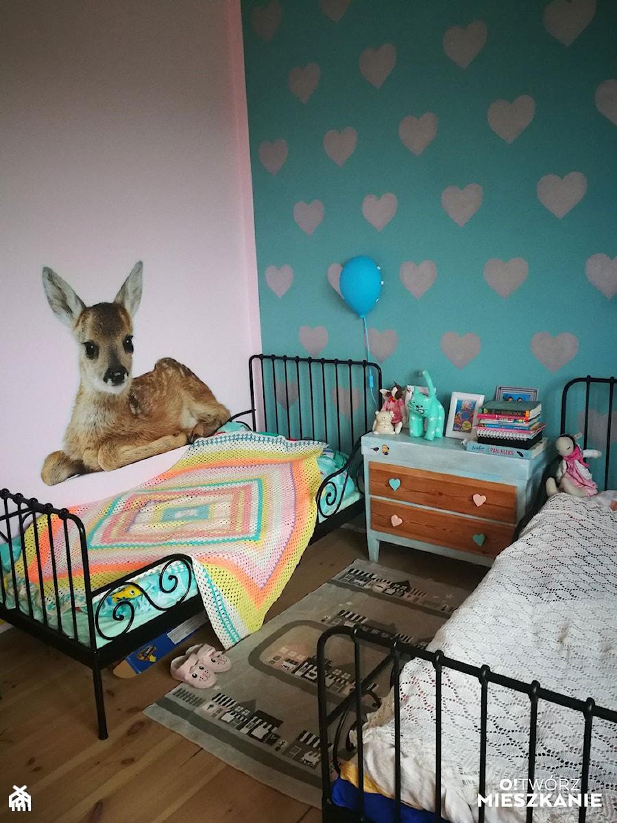 Inspiracje - Pokój dziecka, styl eklektyczny - zdjęcie od Porta Drzwi