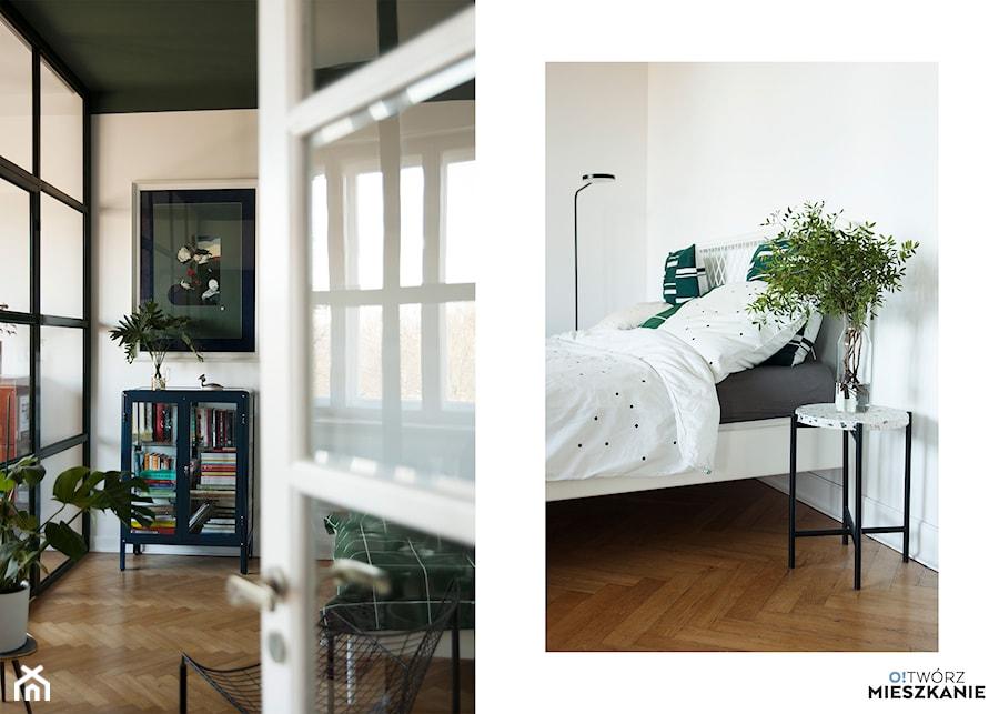 Konkurs O!Twórz Mieszkanie - Sypialnia, styl eklektyczny - zdjęcie od Porta Drzwi